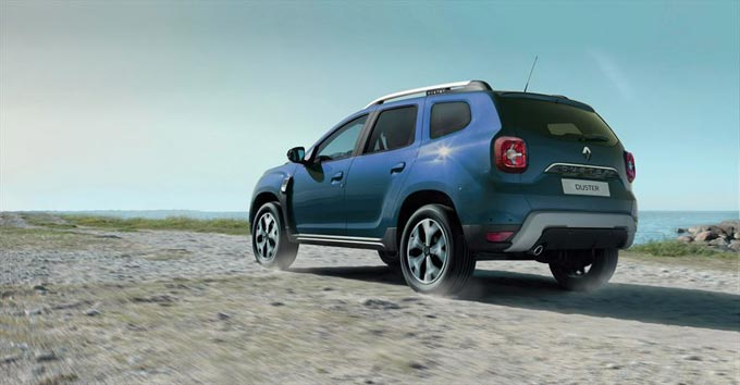 The New Renault DUSTER TECHROAD is set to raise the distinctive DUSTER Model range to new heights