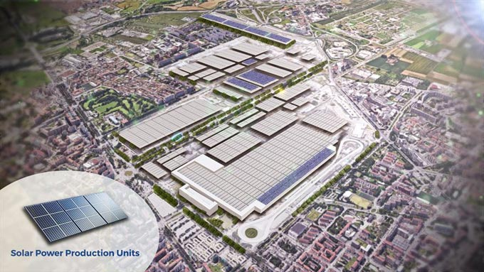 New sustainability-focused initiatives and achievement of major operational milestones further strengthen FCA's investment plan for its Turin manufacturing hub