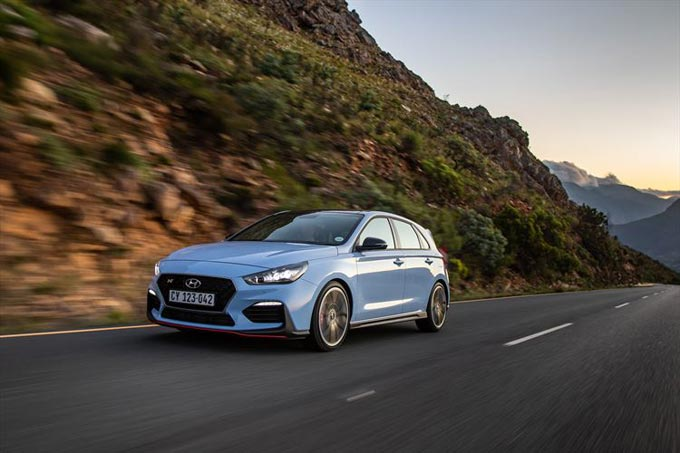 Hyundai's i30 N gives 'fun to drive' new meaning