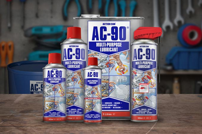 New technically advanced international products for all industries, Action Can launches its innovative Aerosol range in South Africa