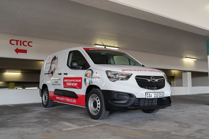 The Opel Combo - delivering business success