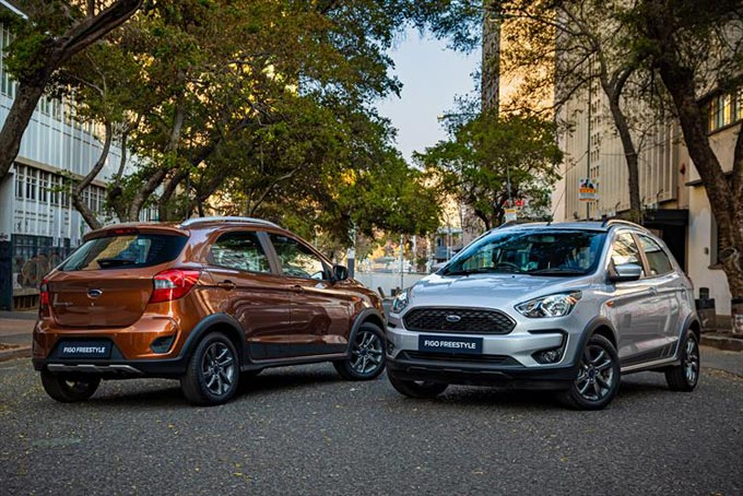 All-New Ford Figo Freestyle - the Cool, Connected and Capable Compact Utility Vehicle