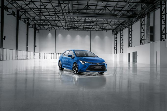 Toyota announces prices for all-new Corolla sedan