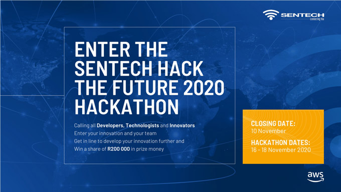 "The SENTECH Hackathon is a clarion call for innovators to ""hack"" the future"