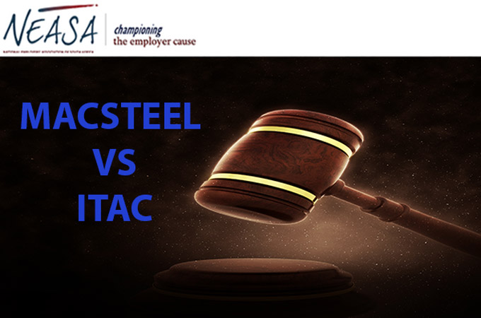 Steel industry: AMSA vs the steel downstream: Macsteel takes ITAC to court