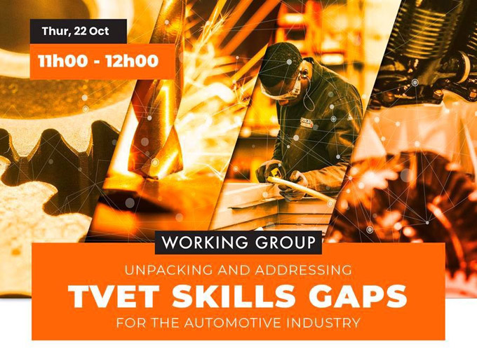 Unpacking and addressing TVET skills gaps for the automotive industry