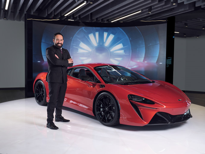 McLaren Automotive appoints Mohamed Fawzi as Market Director for Middle East and Africa