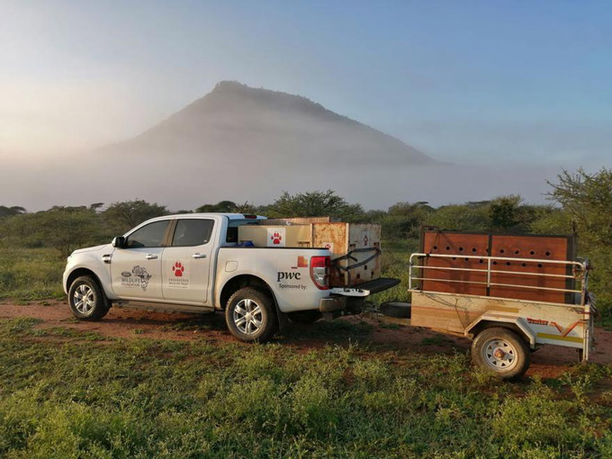 Ford Wildlife Foundation expands its support for EWT through the People in Conservation Programme