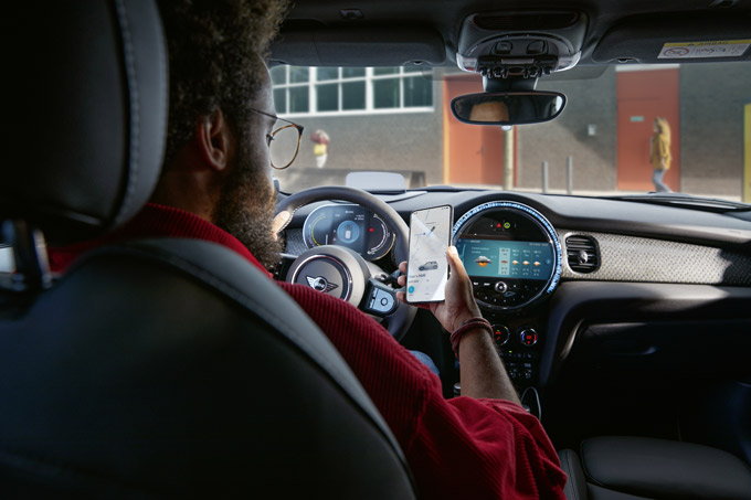MINI Sharing plugs into MINI Electric in South Africa