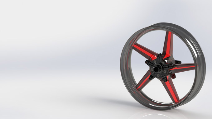 GP TEK, The World's Lightest Motorcycle Wheel, Exceeds Expectations