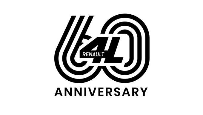 Renault celebrates the 60th anniversary of an icon: the 4L