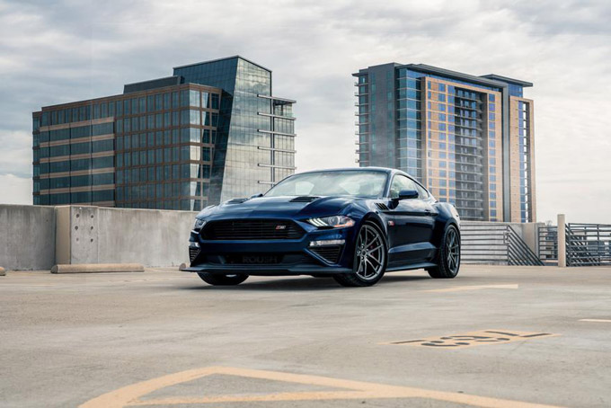 New Roush Mustang, with More Power and Style, Confirmed for SA