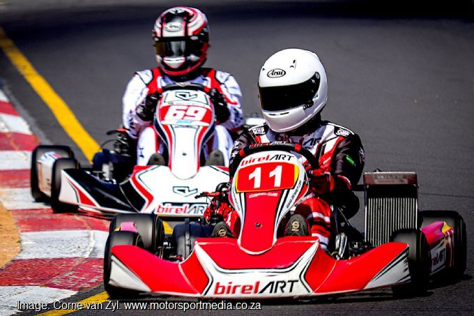 SA National Karting Championship set to rock & roll at Killarney