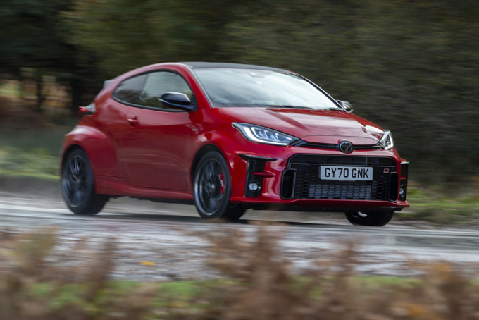 Toyota GR Yaris is the UK Car Of The Year