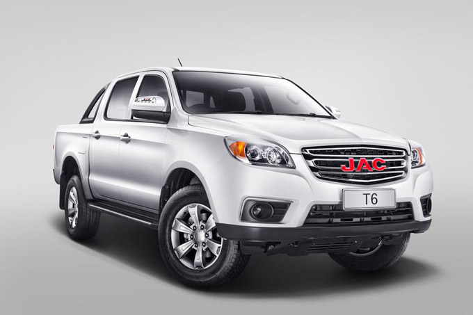 Local and international growth for JAC Motors
