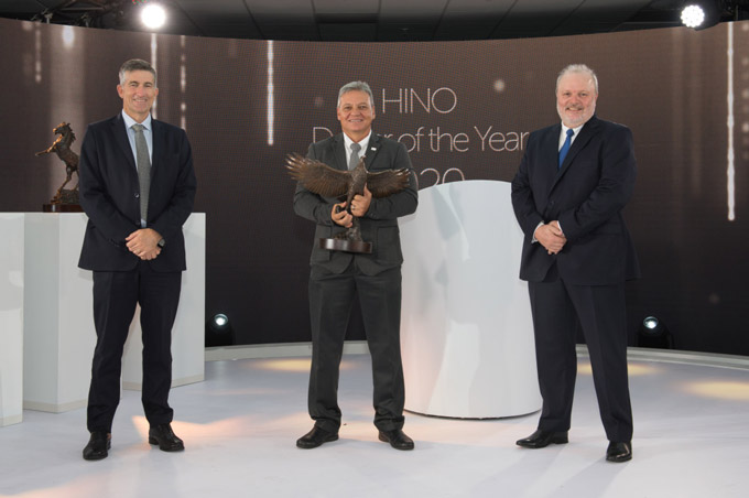 Toyota celebrates its outstanding dealers from 2020