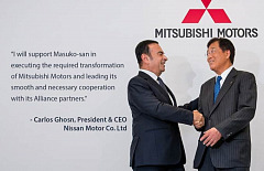 Nissan strengthens alliance with acquisition of 34% stake in Mitsubishi Motors
