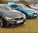 BMW M4 series media launch