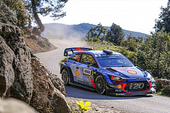 Hyundai Motorsport wants to keep WRC-lead in Tour de Corse