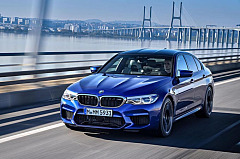 BMW M5 – 2018 World Performance Car