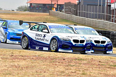 Sasol GTC Racing Team relishing tough Kyalami challenge at Festival of Motoring