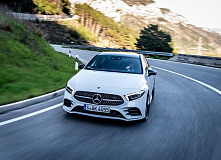 New A-Class sets the benchmark in the compact segment