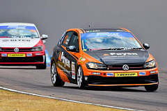 Darren Oates does the business for Signature Motorsport Polo Team