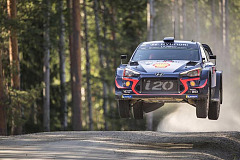 Hyundai wants to be back on podium in Rallye Deutschland