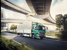 Extra heavies pull commercial vehicle sales