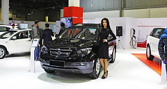Autoparts Autoshow - The main event of the automotive industry in Kazakhstan