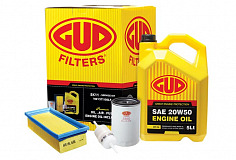 GUD Filters launches Service Kits