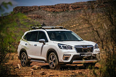 All-new Subaru Forester is here next week
