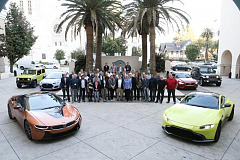 "The road to the World Car Awards continues… 5TH annual ""L.A. test drives"""