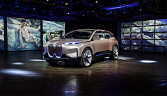 The building blocks for the future of the BMW Group. The BMW Vision iNEXT celebrates its world premiere in Los Angeles