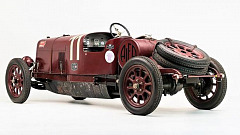 World's oldest surviving Alfa Romeo for auction
