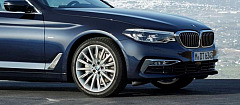 Goodyear tyres chosen as OE fitment for new BMW 5 Series