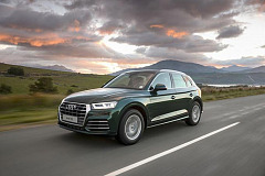Audi Q5 is CAR Magazine's best premium mid-size SUV for 2017