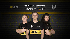 Renault enters the eSports scene: a fast growing sport discipline