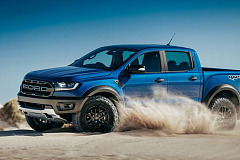 Ford Unleashes First-Ever Ranger Raptor; Off-Road Pickup Loaded with 'Built Ford Tough' and Ford Performance DNA