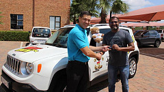 Jeep partners with HOT 91.9 FM's Hot Cares Programme