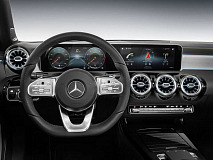 MBUX - Mercedes-Benz User Experience: revolution in the cockpit