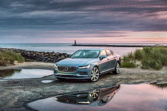 Volvo Cars reports record sales in 2017