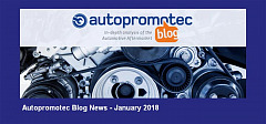 Autopromotec Blog News - January 2018