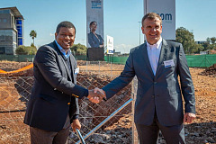 Barloworld Logistics breaks new ground