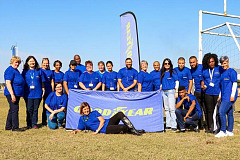 Goodyear South Africa's 67 minutes of play for Mandela Day