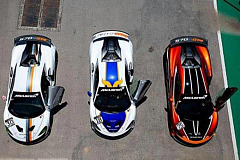 Pure McLaren GT Series heads to Paul Ricard