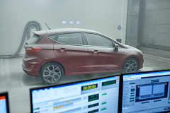Snow in July or a Christmas Heat Wave? New Ford 'Weather Factory' Simulates Any Weather, Anytime