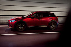 Mazda SA launches the enhanced Mazda CX-3