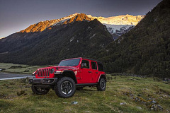 The New Jeep® Wrangler is ready to amaze at Camp Jeep
