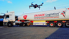 New black entrant logistics company creating a niche through innovation with the help of drones